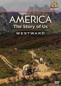America:Story of Us Westward - (Region 1 Import DVD)