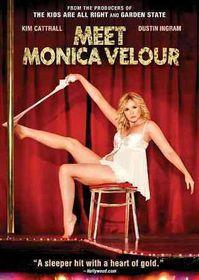 Meet Monica Velour - (Region 1 Import DVD)