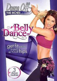 Dance off the Inches:Belly Dance - (Region 1 Import DVD)