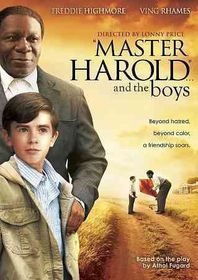 Master Harold and the Boys - (Region 1 Import DVD)
