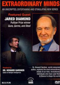 Jared Diamond:Extraordinary Minds - (Region 1 Import DVD)