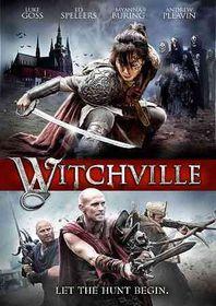 Witchville - (Region 1 Import DVD)