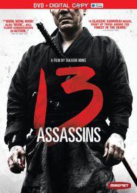 13 Assassins - (Region 1 Import DVD)
