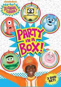 Yo Gabba Gabba:Party in a Box Collect - (Region 1 Import DVD)