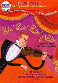Zin Zin Zin a Violin and More Stories - (Region 1 Import DVD)