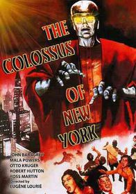 Colossus of New York - (Region 1 Import DVD)