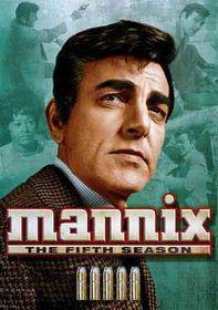 Mannix:Fifth Season - (Region 1 Import DVD)