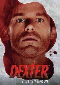 Dexter:Complete Fifth Season - (Region 1 Import DVD)