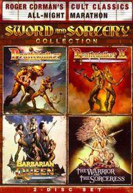 Sword & Sorcery Set - (Region 1 Import DVD)