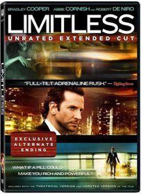 Limitless - (Region 1 Import DVD)