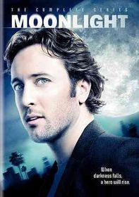 Moonlight:Complete Series - (Region 1 Import DVD)