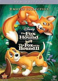 Fox and the Hound 30th Anniversary Ed - (Region 1 Import DVD)