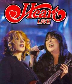 Heart:Live - (Region A Import Blu-ray Disc)