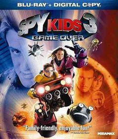Spy Kids 3:Game over - (Region A Import Blu-ray Disc)