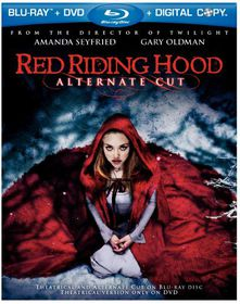 Red Riding Hood - (Region A Import Blu-ray Disc)