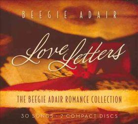 Love Letters:Beegie Adair Romance Col - (Import CD)