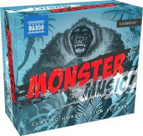 Monster Music: Classic Horror Film Scores / Var - Monster Music: Classic Horror Film Scores (CD)