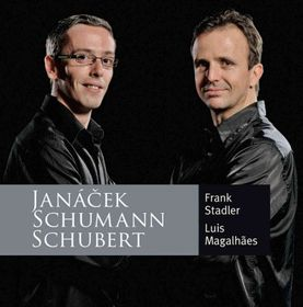 Frank Stadler/luis Magalhaes - Janacek, Schumann, Schubert (CD)