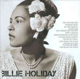 billy Holiday - Icon (CD)