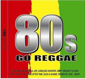 80's Go Reggae - Various Artists (CD)