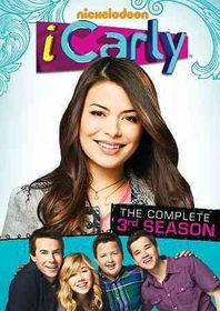 Icarly:Complete 3rd Season - (Region 1 Import DVD)