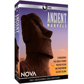 Ancient Marvels - (Region 1 Import DVD)