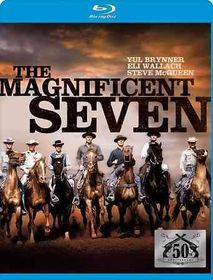 Magnificent Seven - (Region A Import Blu-ray Disc)