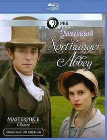 Northanger Abbey - (Region A Import Blu-ray Disc)