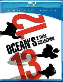Oceans 12/Oceans 13 - (Region A Import Blu-ray Disc)
