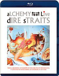 Alchemy Live - (Australian Import Blu-ray Disc)
