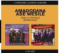 Amadodana Ase Wesile - Jesu O Tsohile / Siyabonga (CD)