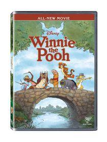 Winnie the Pooh Movie (2011)(DVD)