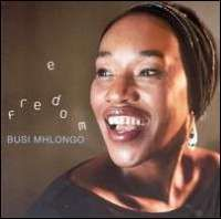 Busi Mhlongo - Freedom (CD)