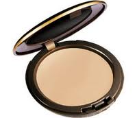 New Complexion Oil Free Pressed Powder Mahogany 1