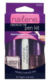 Nailene - French Tip Pen Kit Pink - 61013