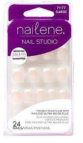 Nailene - Nail Studio Medium Pink - 71177