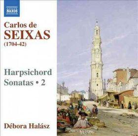 Seixas: Harpsichord Works - Harpsichord Works (CD)