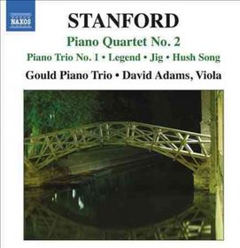 Stanford: Piano Quartet No 2 - Piano Quartet No 2 (CD)