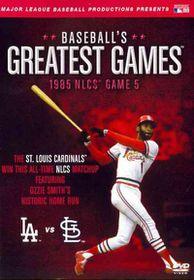 Baseball?S Greatest Games:1985 Nlcs G - (Region 1 Import DVD)