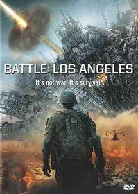 Battle:Los Angeles - (Region 1 Import DVD)