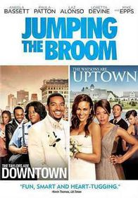 Jumping the Broom - (Region 1 Import DVD)