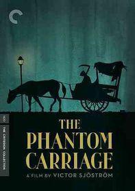 Phantom Carriage - (Region 1 Import DVD)