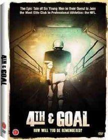 4th & Goal - (Region 1 Import DVD)