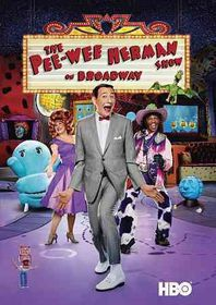 Pee Wee Herman Show on Broadway - (Region 1 Import DVD)