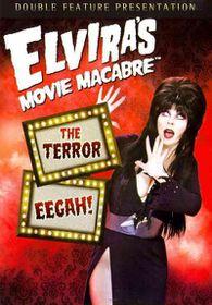 Elvira's Movie Macabre:Terror/Eegah - (Region 1 Import DVD)