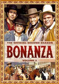 Bonanza:Official Second Season Vol 2 - (Region 1 Import DVD)