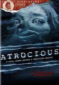 Atrocious - (Region 1 Import DVD)