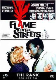 Flame in the Streets - (Region 1 Import DVD)