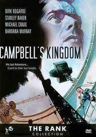 Campbell's Kingdom - (Region 1 Import DVD)