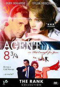 Agent 8 3/4 - (Region 1 Import DVD)